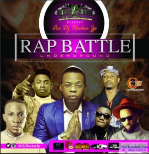 DJ Hacker Jp - Rap Battle Mix
